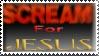Scream by christians