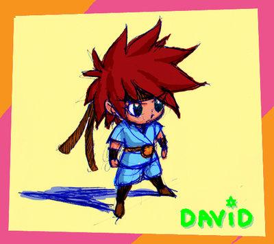 Kid David The Shepherd Boy By Christians On Deviantart