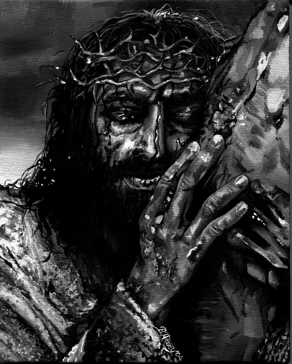 Black Jesus Wall Art: Jesus Christ By Christians On DeviantArt
