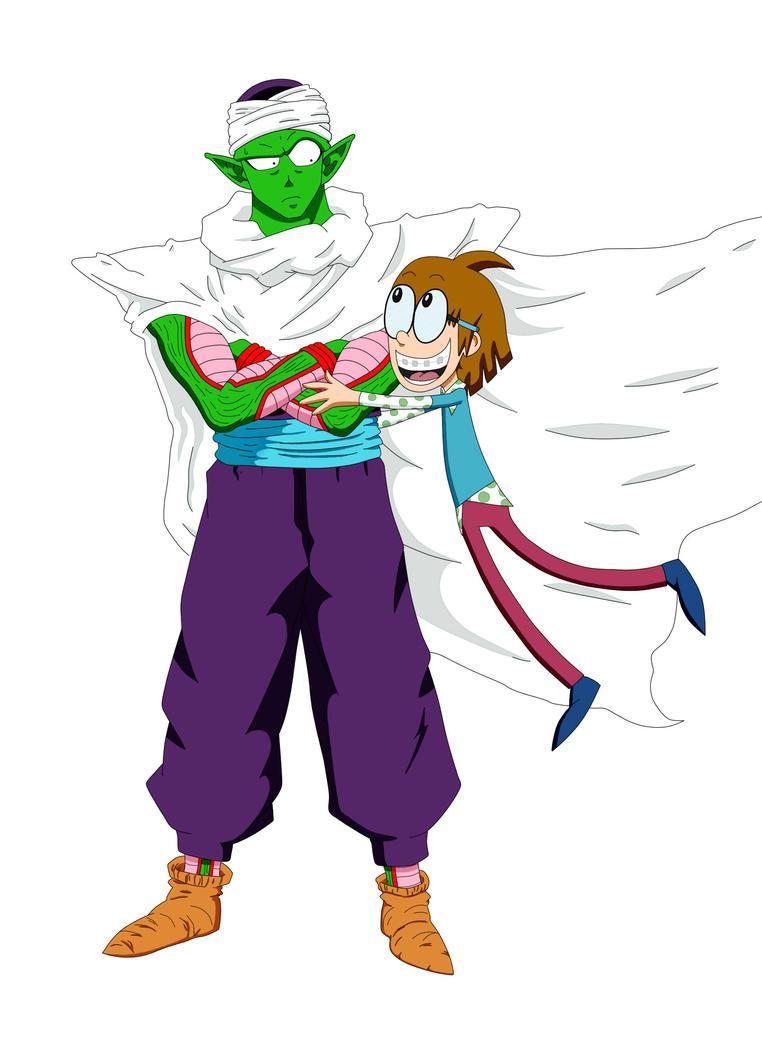 Piccolo and Wacky Jackie by ninetailz3000