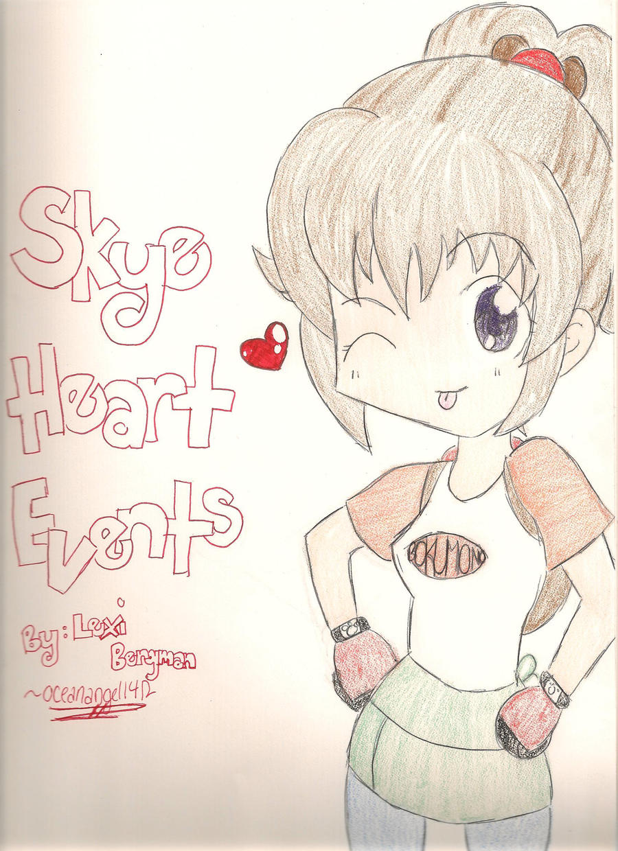Skye Heart Events Cover Page by ocean0413