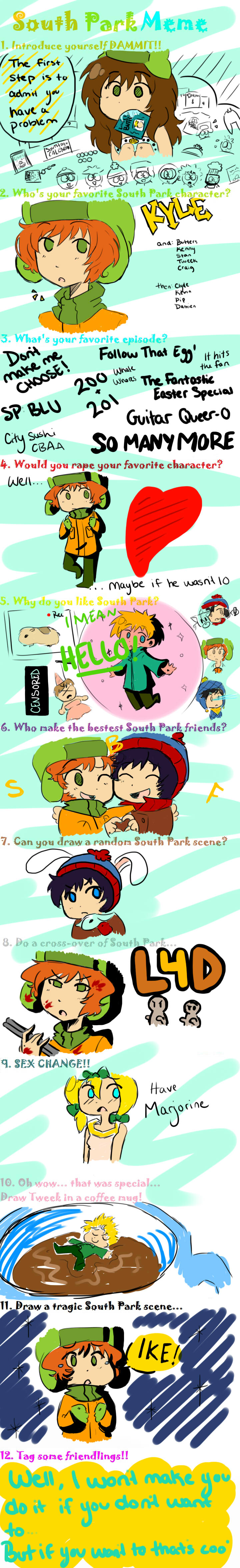 another south park meme by ocean0413 on deviantart