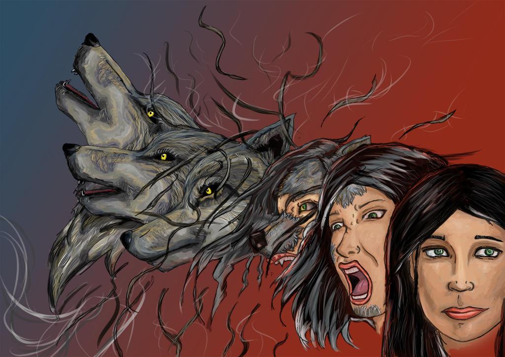 Werewolf Transformation - YouTube
