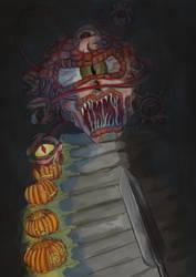 Pumpkin..Pumpkie..Beholder?? by Loup-sauvage