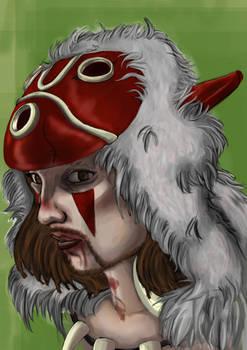 Mononoke Selfportrait