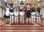 Narumi's Maids of Death by NekoLover3000