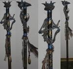 The Dragon Staff