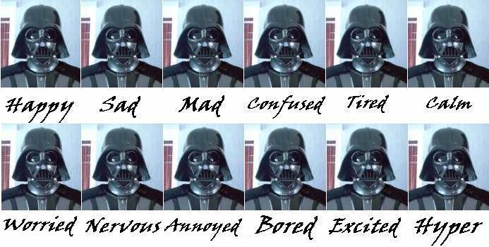 Vader's Emotions by VanCamp