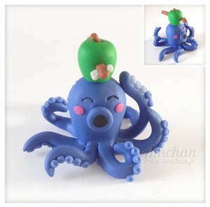 Octopus - Sculptober 2015
