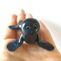 Sea Lion Figurine