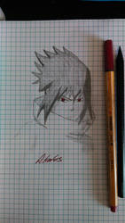 Sasuke Uhchia by Bridge2Brain
