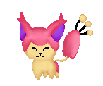 Skitty Pixel by SassyCatMeow