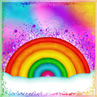 Somewhere Over the Rainbow by drillina