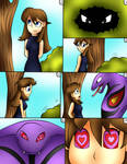 (commision) green And Arbok Page 1