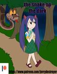 (patreon Comic) Snake In The Dark Poster