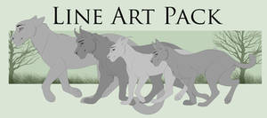 Lineart pack - Part 1