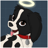 Dog Icon by DeceasedSymphony