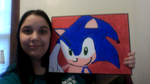 Me And My Painting In Rl
