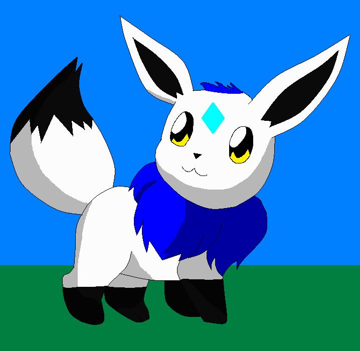 Eevee Sabrina :gift: by BluethornWolf