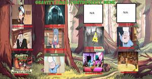 Gravity Falls Controversy Meme