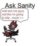Ask sanity