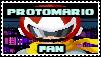 Protomario fan stamp