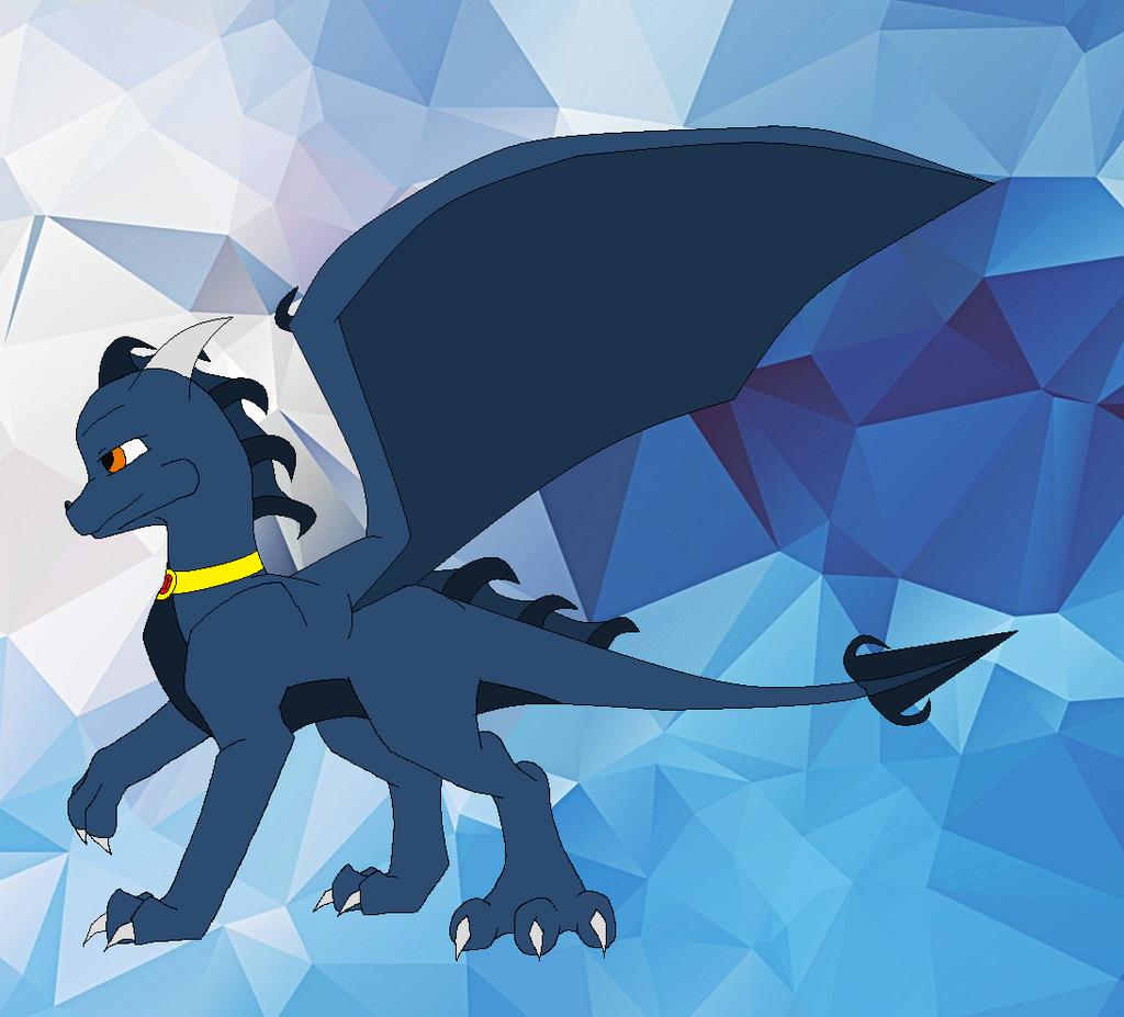 Clash As A Dragon :gift: by BluethornWolf