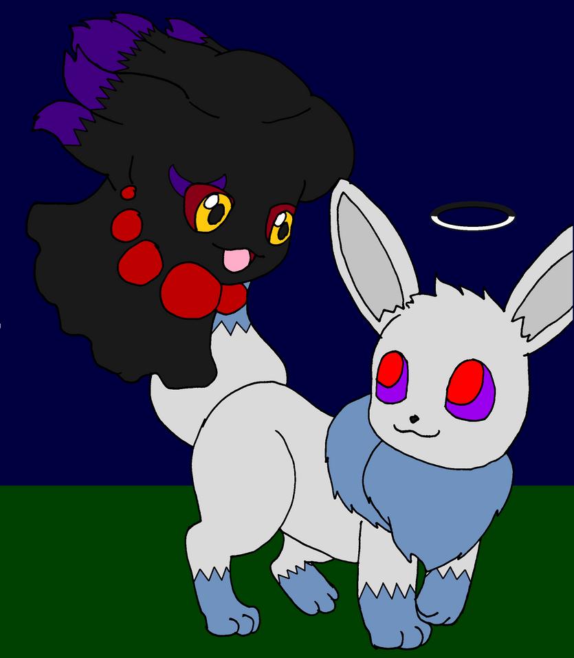 Team mischief :gift: by BluethornWolf