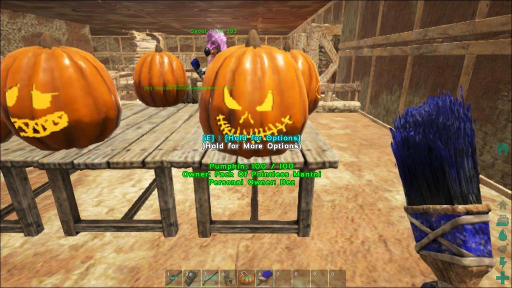 Happy halloween Jack Skellington pumpkin by BluethornWolf