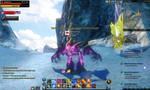 Veiled Amethyst tekanin mount by BluethornWolf