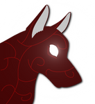 The Pack logo test 1 by BluethornWolf