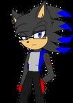 Lucas new look by BluethornWolf