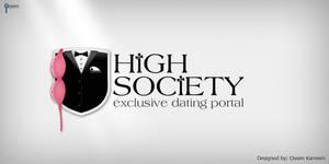 High Society Logo Concept