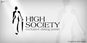 High Society Logo Concept 02