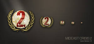 Mideast Crisis 2 Icon