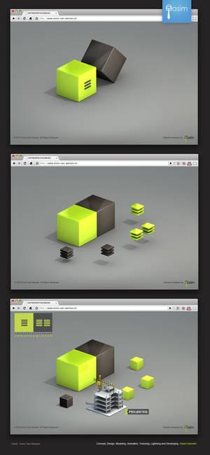 Onno Van Wensen Cubes