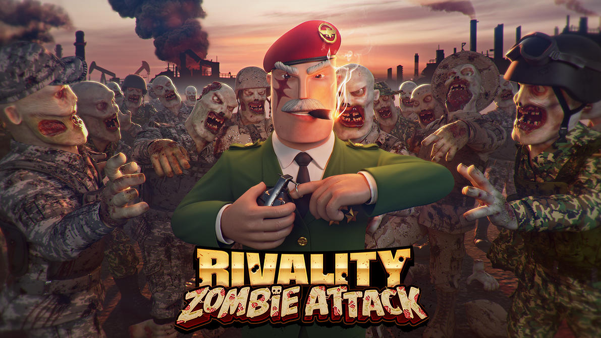 Rivality Zombie Attack by pixelbudah