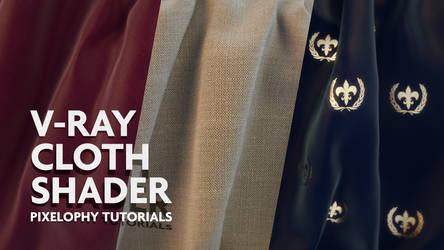 Realistic Cloth Shader