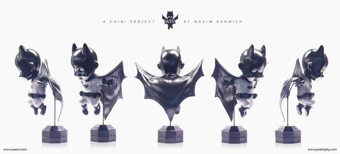 Batsy 3D Toy figurine
