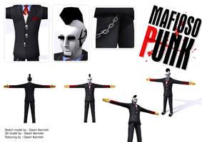 Mafia punk detailed