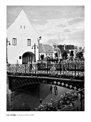 Liar's Bridge by pixelbudah