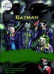 The Joker strikes quadrople