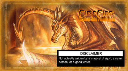 Disclaimer by FireFics