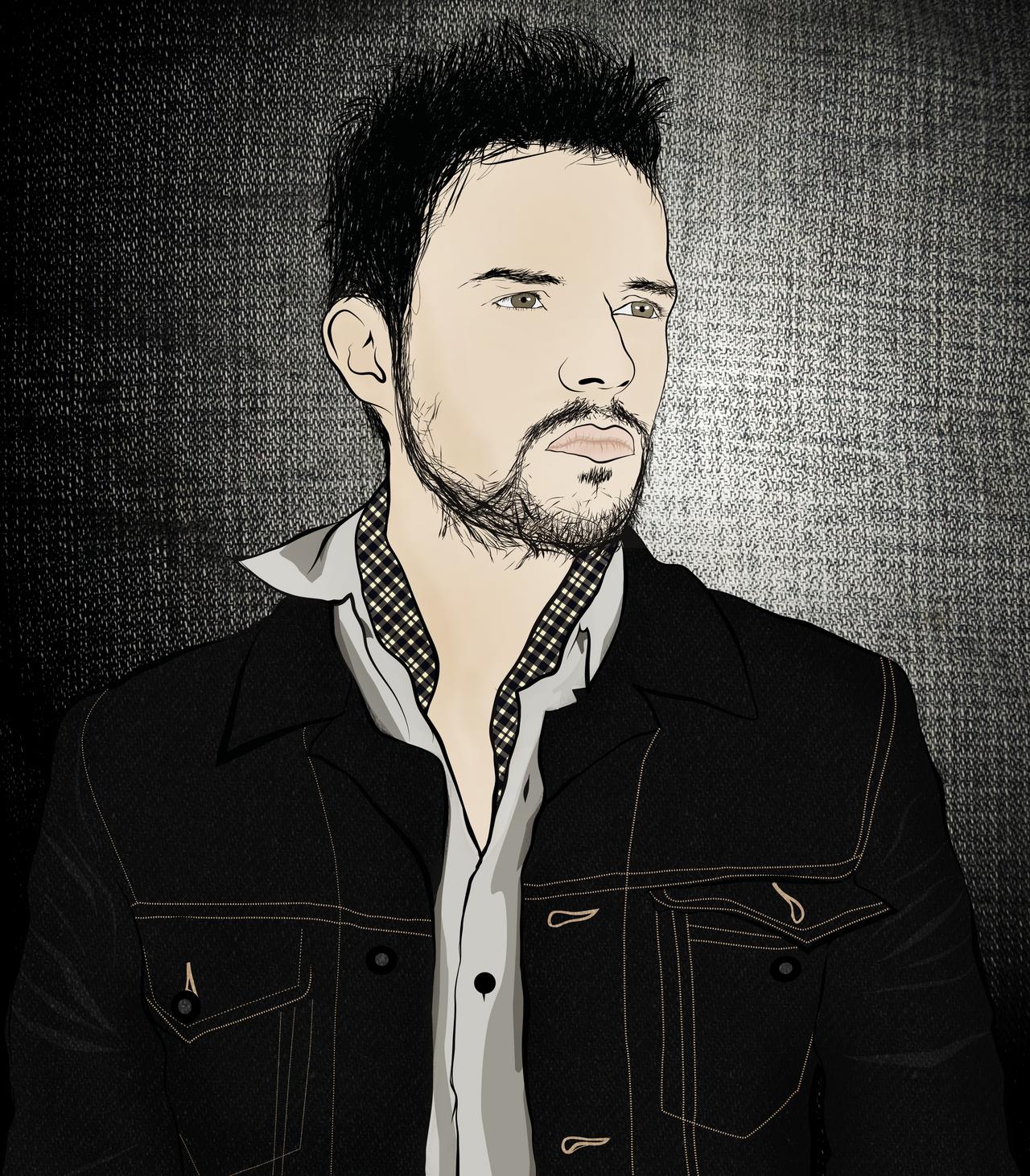 Brandon Flowers Denim by MD3-Designs