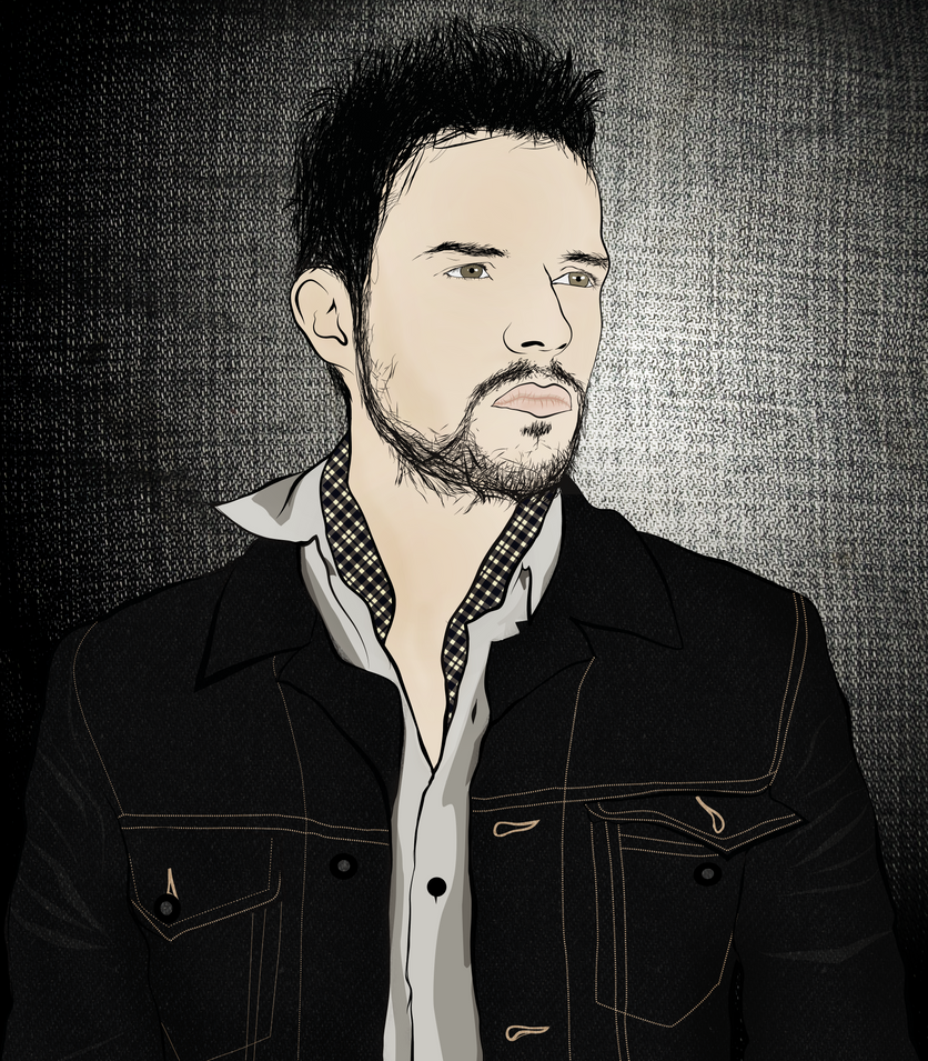 Brandon Flowers Denim by MD3-Designs