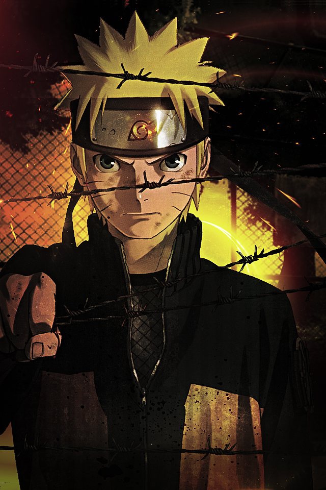 Naruto Iphone Wallpaper By MD3 Designs
