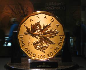 The Million Dollar Coin