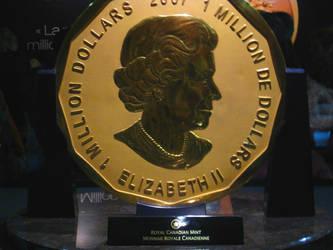 The Million Dollar Face