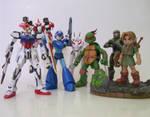 Half-assed Avengers!
