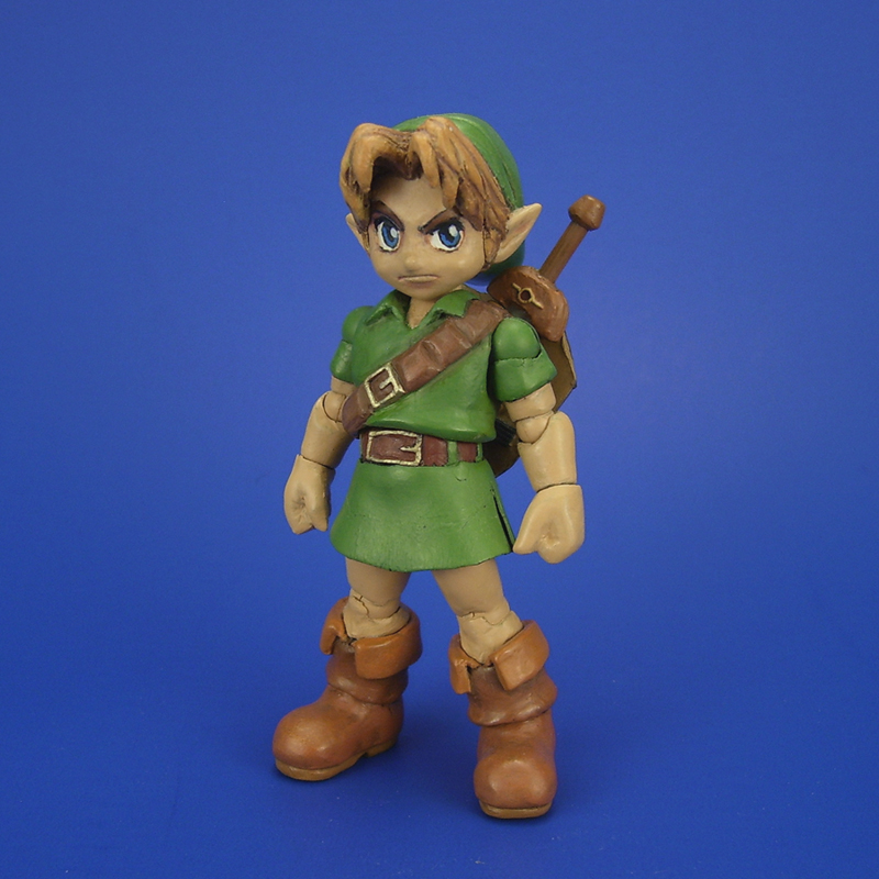 Young Link - New Photo Set Test by Lalam24